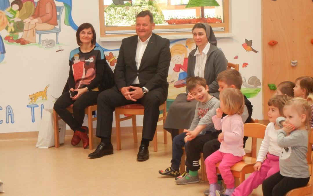Obisk g. župana MO Murska Sobota