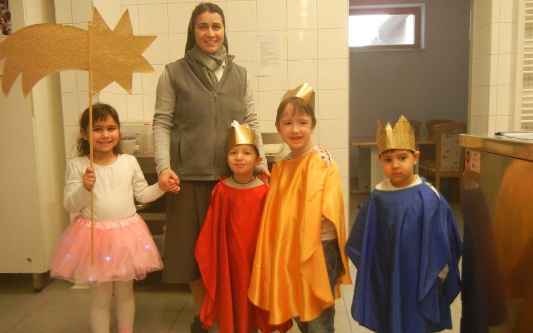 Obiskali so nas sveti trije kralji