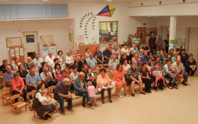 Šmarnično srečanje z babicami in dedki v MS
