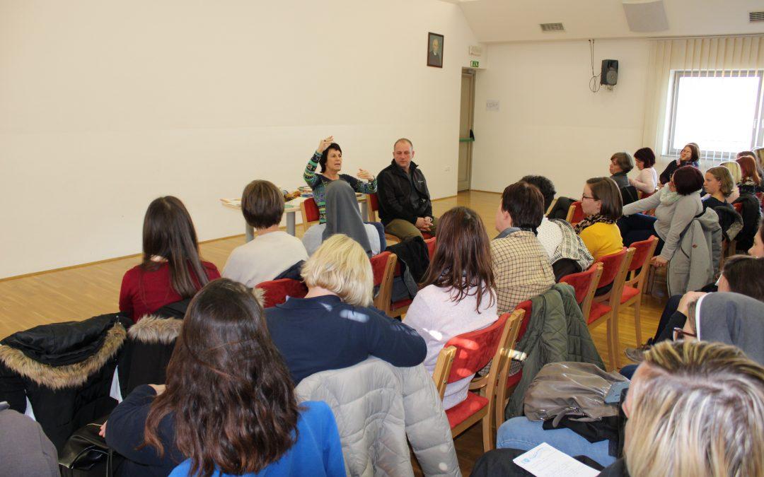 Aktiv vzgojiteljev in vzgojteljic katoliških vrtcev Slovenije