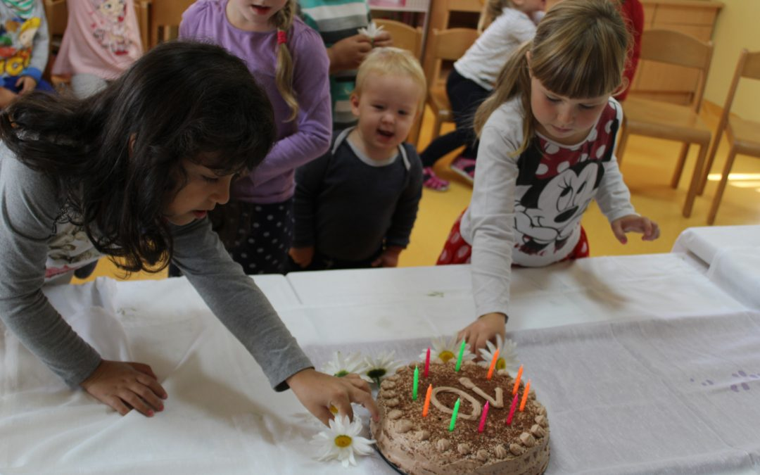 Praznovanje 10-letnice blagoslovitve vrtca na Tišini