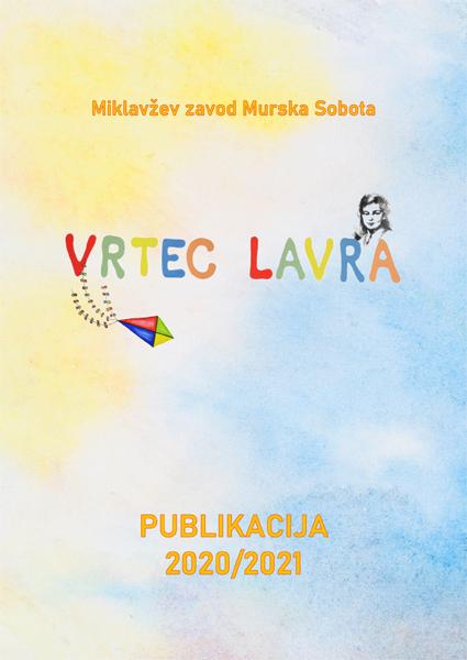 Publikacija Vrtca Lavra