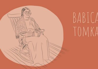Babica Tomka – epizoda 3: Snežak